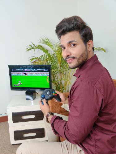 iNext Gaming Console 98800 in 1 Video Games-INT-333