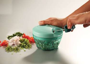 Handy Mini Plastic Chopper